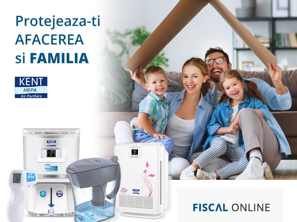 protectie virusi fiscal online