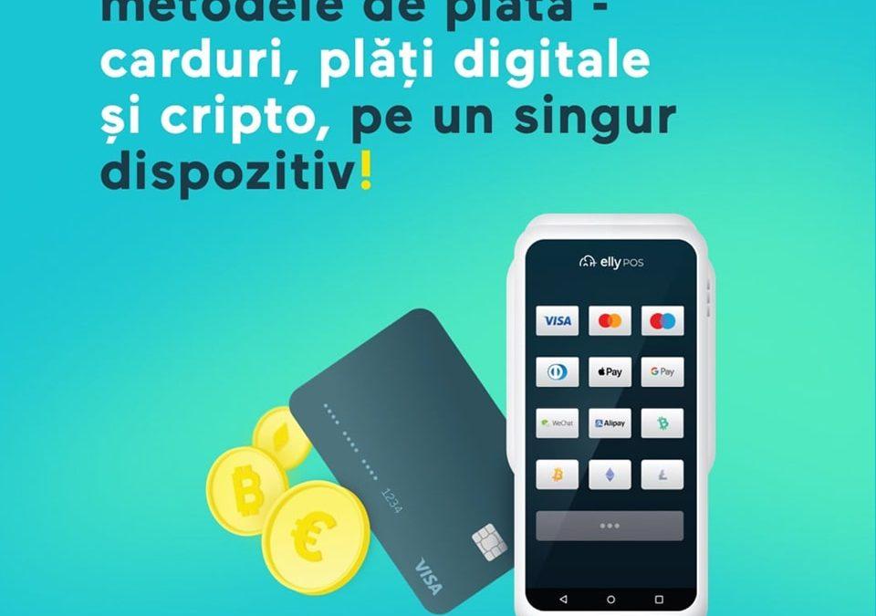 plata card plata criptomonede plata bitcoin ellypos fiscal online